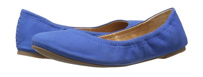 Lucky Brand Emmie Blue flats sandals-ishops Senior Prom Day Ideas National 2016